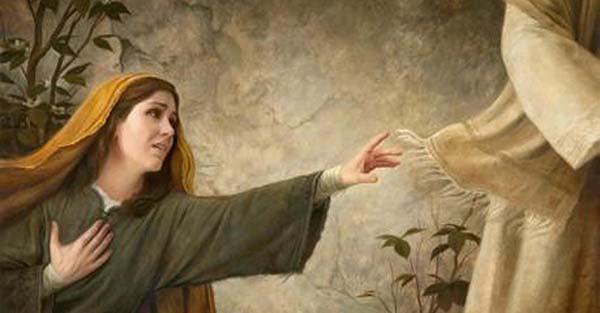 , Jesús quiere estar siempre en contacto con nosotros (comentario al Evangelio)