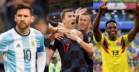 Mundial, Rusia 2018: Un Mundial sorprendente que nos deja más que goles