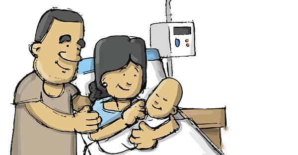 Padres, El amor de nuestros padres tiene mucho que ver con quiénes somos. 5 razones que lo demuestran