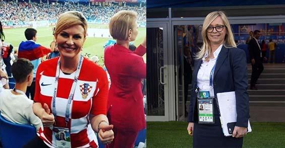 Mundial, Las dos grandes mujeres del Mundial y una reflexión sobre la reciprocidad