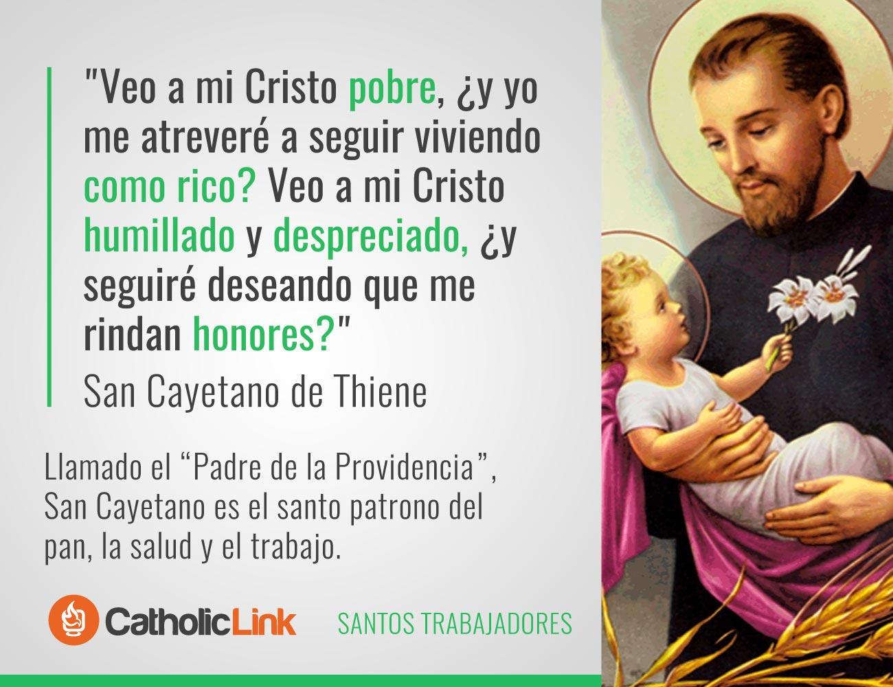 Galería Santos Trabajadores Y Su Testimonio Catholic Link