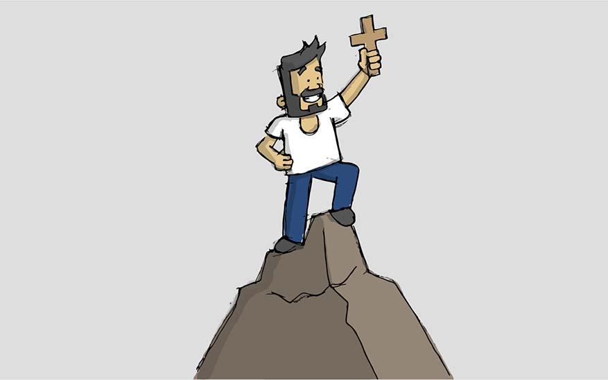 evangelizador católico, Los 7 pecados del evangelizador católico (tranquilo todos traen antídoto)