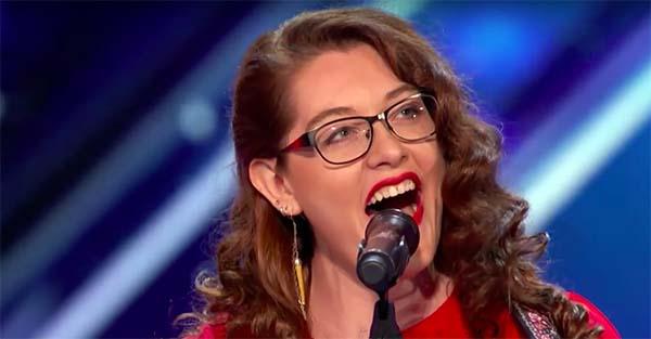 Mandy Harvey, La magnífica historia de Mandy Harvey, la cantante sorda para la que ningún sueño es imposible