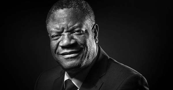Denis Mukwege, La increíble lección que nos da Denis Mukwege, el «Doctor Milagro» ganador del Premio Nobel de Paz