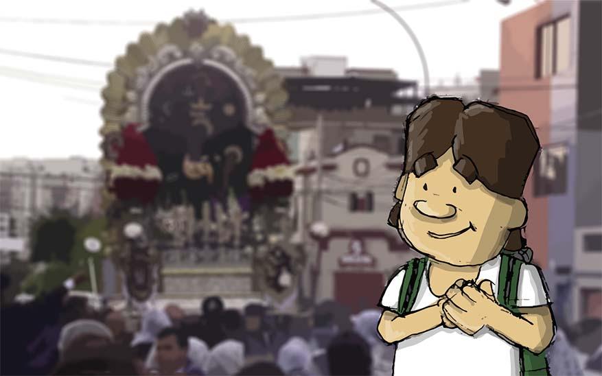 procesión, 7 excelentes recomendaciones para asistir a una procesión. Guía paso a paso