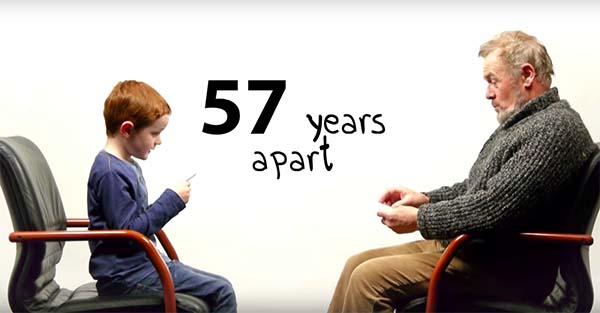 ser como niños, ¿Desearías ser joven otra vez? La adorable entrevista que me recordó dónde se esconde la felicidad