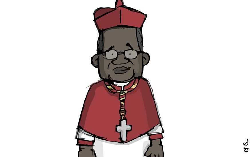 jerarquía de la Iglesia, ¿Cómo está compuesta la jerarquía de la Iglesia? Te lo explicamos con estas lindas caricaturas