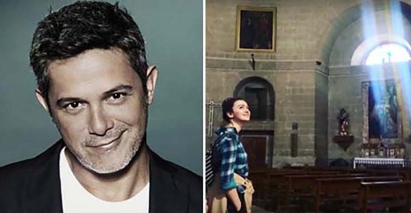 Malinda, Alejandro Sanz hace viral el video de Malinda Kathleen, joven que le canta a la Virgen María