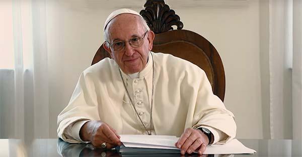 Papa Francisco, ¡Se acerca la JMJ 2019 en Panamá! Y este es el mensaje que el Papa Francisco quiere compartirte