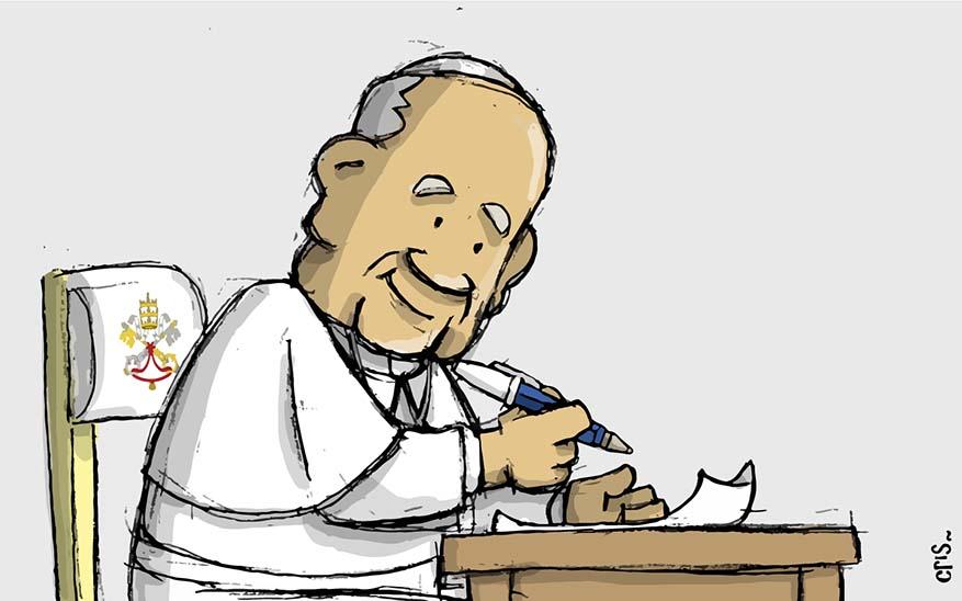 encíclica, ¿Qué es una encíclica y qué actitud debo tomar frente ella?