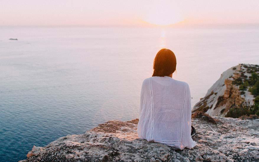 cáncer, Después de la rabia y la decepción con Dios, entendí que el cáncer no era tan malo