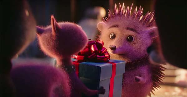 amor, (Corto animado) Esta Navidad volverás a creer en el amor