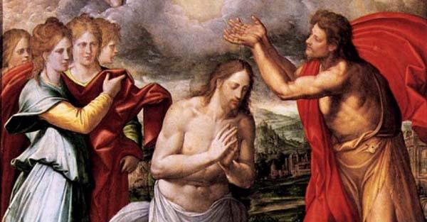 , ¿Cuál fue la razón por la que Jesús quiso bautizarse? (comentario al Evangelio)