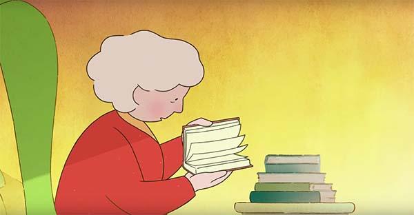 memoria, «Late Afternoon». El conmovedor corto animado que retrata la vida de alguien que pierde la memoria