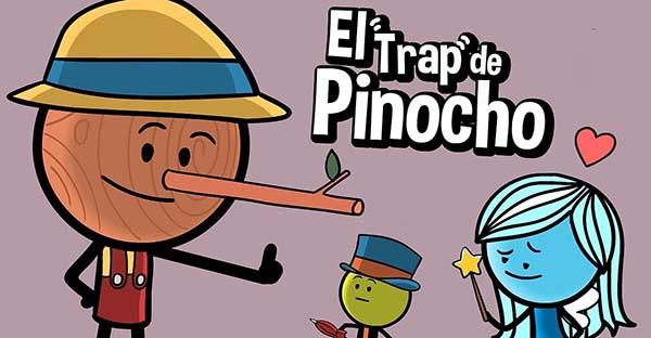 mentiras, ¡Madre Santa! Soy Pinocho y este video lo comprueba (tú tampoco te salvas)