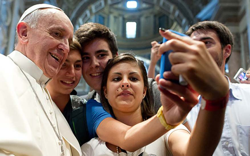 Papa Francisco, El verdadero lenguaje inclusivo sí existe y el Papa Francisco lo demostró en la JMJ 2019