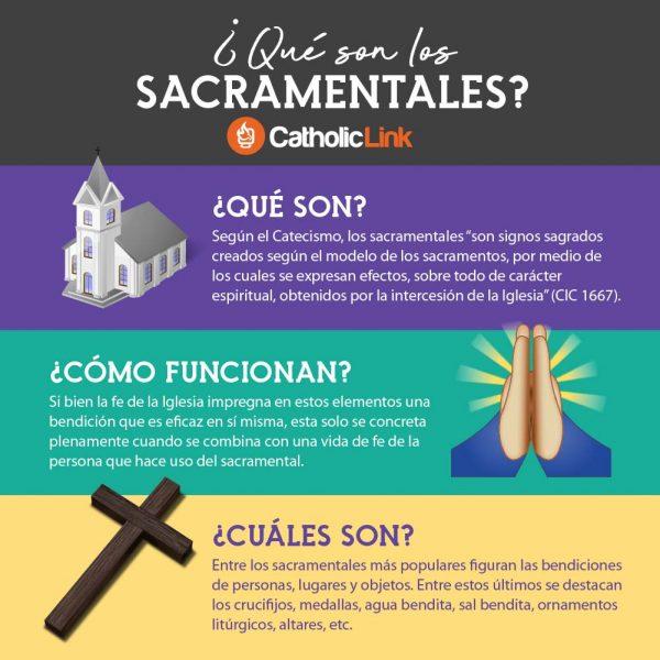 Infografía: ¿Qué son los sacramentales?