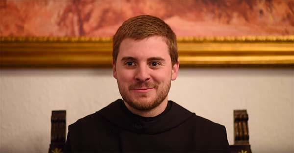 monje, Tengo 24 años, soy un monje millennial y esta es mi historia de vocación