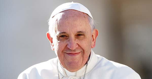 naturaleza, Cuidar del medio ambiente no es solo cosa de Green Peace, esto es lo que dice el Papa Francisco