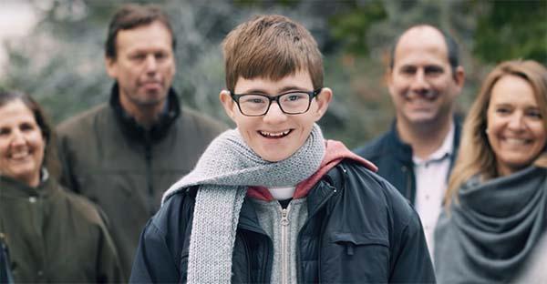 Síndrome de Down, «La suerte de tenerte». Un cromosoma de más, otra razón para amarte