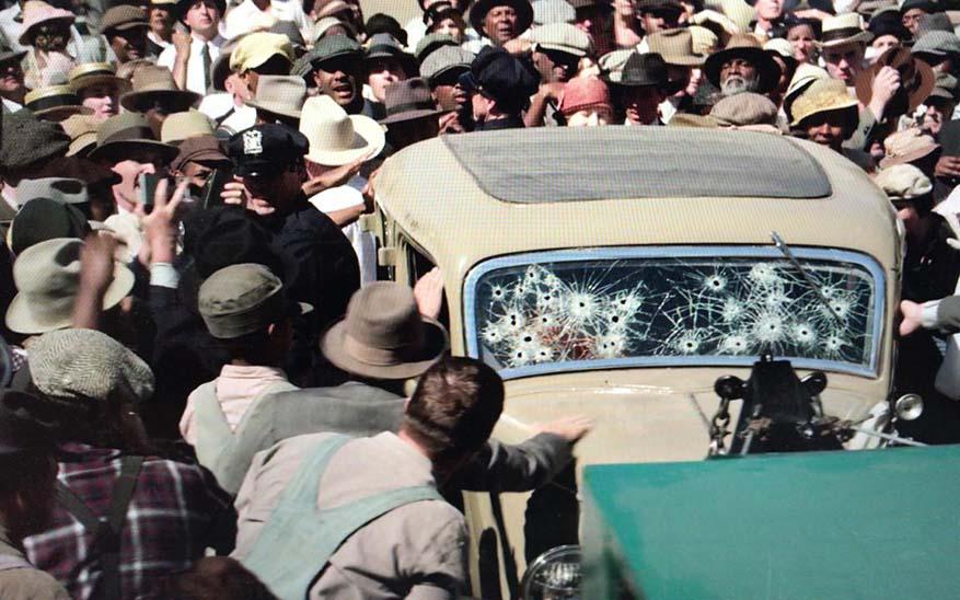 Bonnie y Clyde, ¿Bonnie y Clyde regresan? No hay nada de bueno en ellos excepto esta reflexión