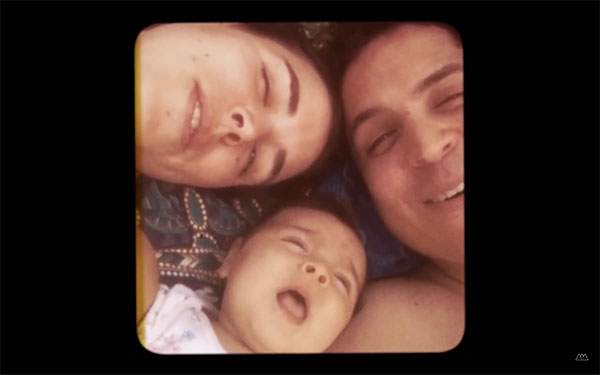 """Babas. Alejandro y María Laura, """"Babas"""". La canción de Alejandro y María Laura que me recordó lo breve de la maternidad."""