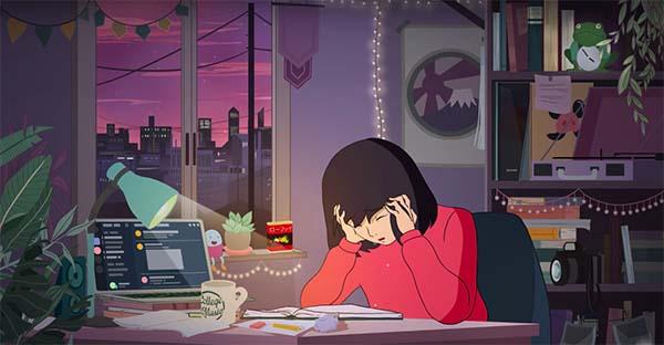 depresión, (Corto animado) No eres el único al que se le han esfumado las ganas de vivir