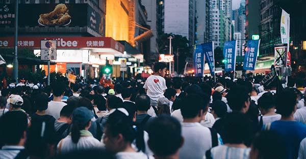 bondad, ¿Qué tienen que ver las protestas de Hong Kong con la bondad que hay en mi corazón?