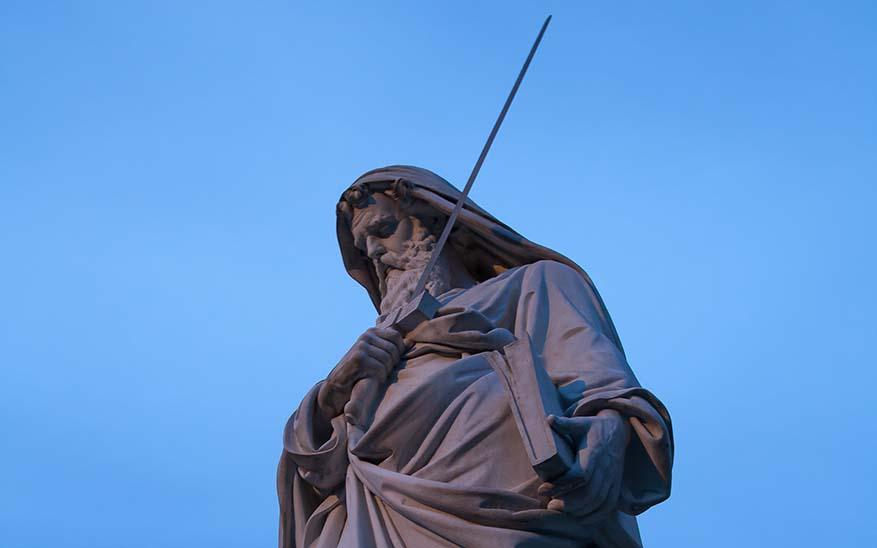 Pedro y Pablo, Algunos datos interesantes sobre la solemnidad de san Pedro y san Pablo