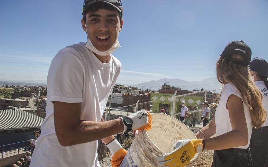 voluntariado, 5 formas de vivir más profundamente un voluntariado