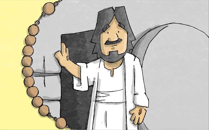 Misterios Gloriosos, Misterios Gloriosos del Santo Rosario en caricaturas