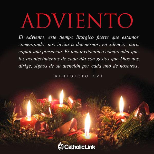 El Adviento es una invitación | Benedicto XVI