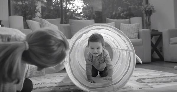 estimulación temprana, ¿Qué tiene que ver la estimulación temprana con el infinito amor de mamá?