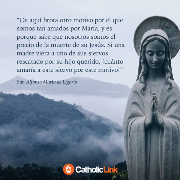 Galería: Frases de San Alfonso María de Ligorio sobre María