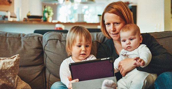 hijos, El conmoverdor video que me recordó que la infancia de mis hijos no volverá