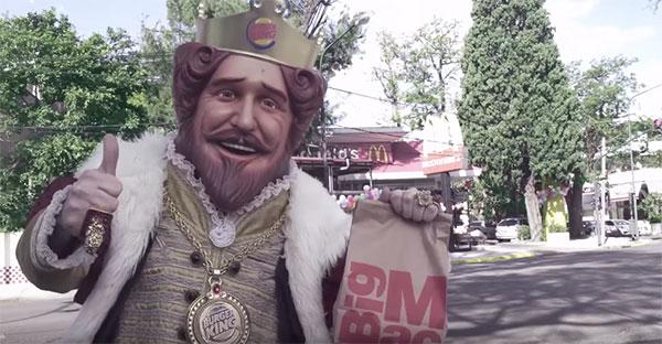 ciencia y fe, Burger King y McDonald'sse alían por un día y nos recuerdan que ciencia y fe no están en guerra