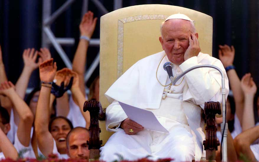 Juan Pablo II, 6 datos interesantes sobre la vida de san Juan Pablo II que seguro no conocías