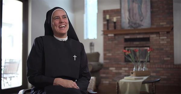 vocación, «Nunca pensé en ser religiosa, hasta que descubrí que no tenía nada sin Dios»