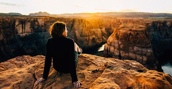 felicidad, 6 reflexiones cortas sobre la felicidad, el vacío existencial y la sed de Dios