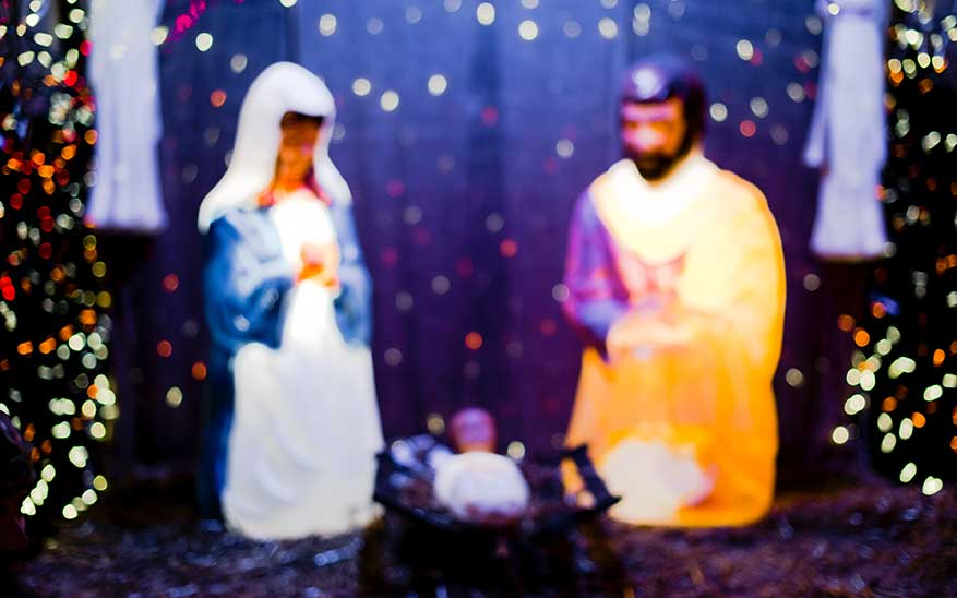 «Sin Jesús no hay Navidad». 5 puntos para no olvidar el motivo de estas fiestas