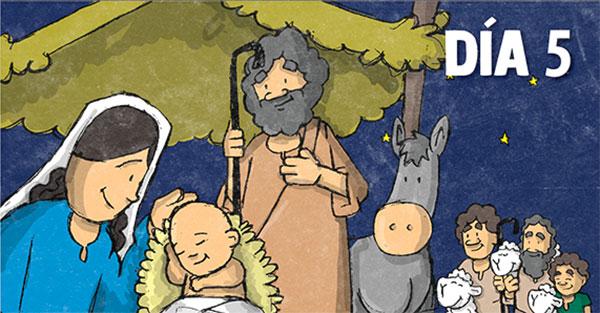 Noveno día quinto, Novena especial de Navidad: Día quinto