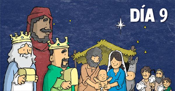 Novena día noveno, Novena especial de Navidad: Día noveno