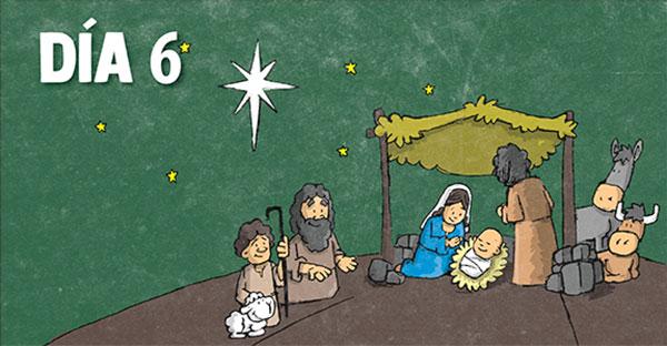 Novena día sexto, Novena especial de Navidad: Día sexto