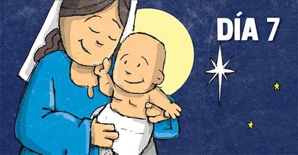 Novena día séptimo, Novena especial de Navidad: Día séptimo