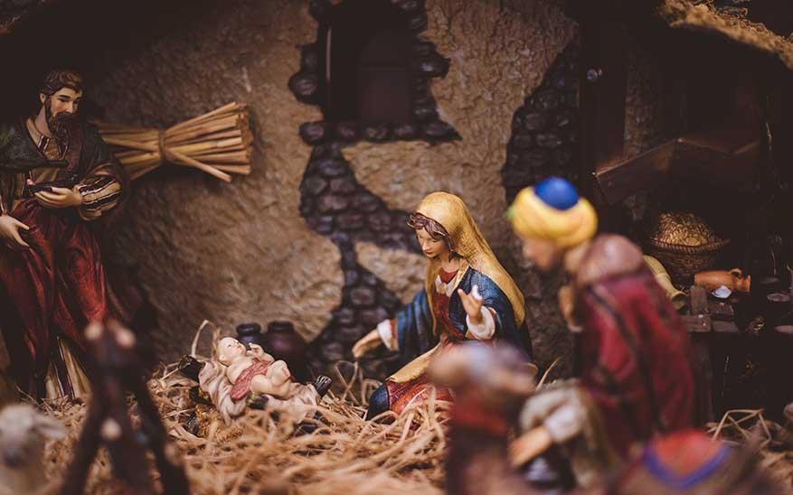 Jesús, «Sin Jesús no hay Navidad». 5 puntos para no olvidar el motivo de estasfiestas