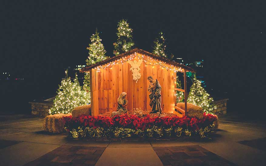 Jesús, Así es como puedes centrarte más en Jesús y menos en el ruido de esta época navideña