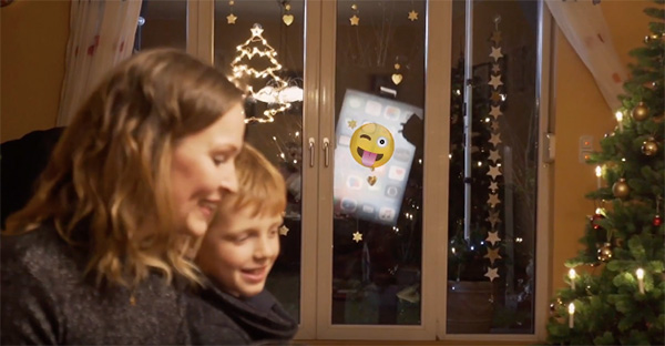 celular, Este es el reto navideño que muchos han rechazado. ¿Te animas a hacerlo?