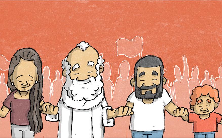 crisis, ¿Cómo ser un auténtico cristiano en tiempos de crisis? 7 consejos del primer papa de la Iglesia