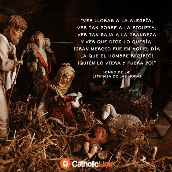 Himno de Navidad de la Liturgia de las Horas