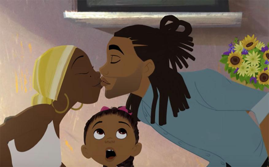 familia, (Corto animado) No importa qué pase, si estafamilia permanece unida, podremos con todo